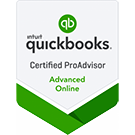 Quickbooks Advanced badge
