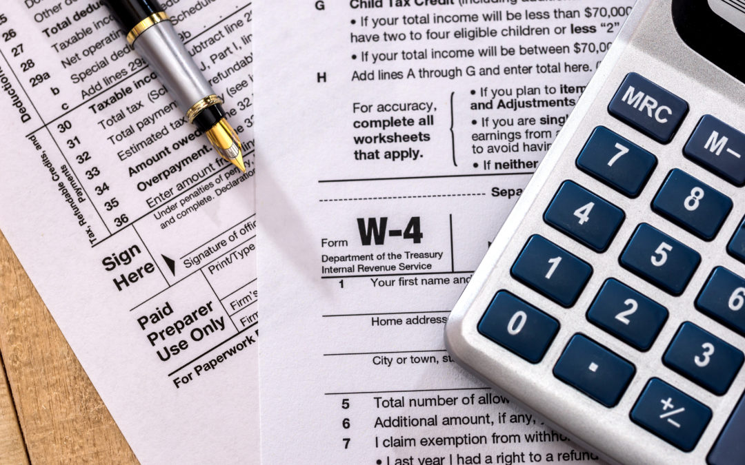 How and why to adjust your irs tax withholding | bankrate. Com.